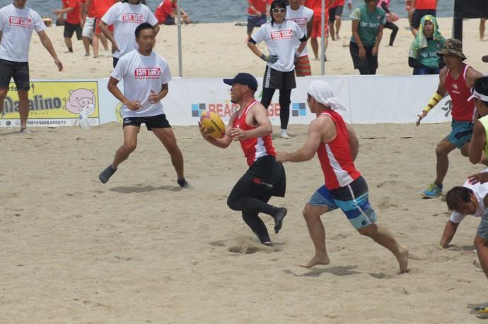 beach rugby   DSC04814
