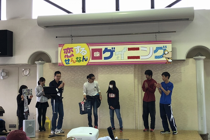 3時間コース 3位は 「MICHIMUKOU」